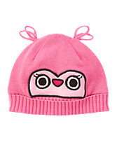 Owl Sweater Hat