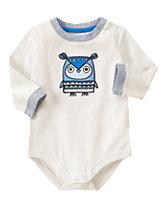 Owl Bodysuit