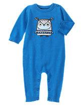 Owl Sweater One-Piece