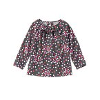 Ruffle Dots Top