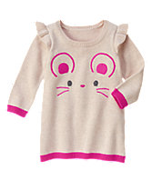 Mouse Sweater Dress