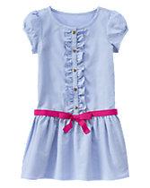 Pinwheel Dobby Dress