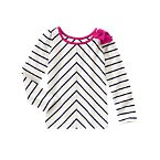 Chevron Bow Top