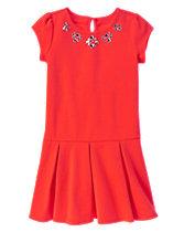 Sparkle Flare Dress