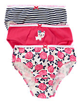 French Bulldog Underwear Three-Pack