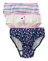 Dog Underwear Three-Pack