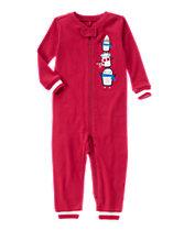 Penguin 1-Piece Pajamas