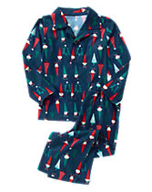 Holiday Gnomes Two-Piece Pajamas