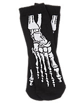 Skeleton Feet Socks