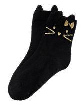 Kitten Face Socks