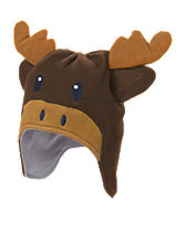 Moose Sweater Hat