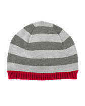 Striped Sweater Hat