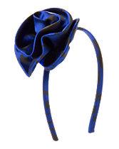 Jacquard Rosette Headband