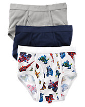 Dinotrux Briefs Three-Pack