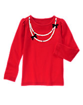 Olivia Necklace Tee