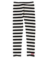 Olivia Striped Leggings