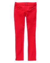 Olivia Bow Ponte Pants