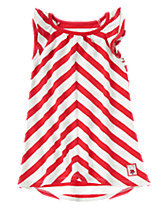 Olivia Chevron Dress