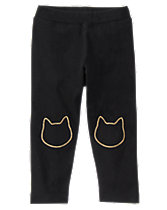Cat Patch Leggings