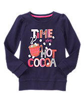 Cocoa Time Tee