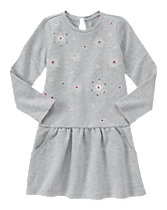 Sparkle Snowflake Dress