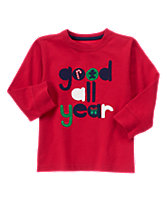 Good All Year Long Sleeve Tee