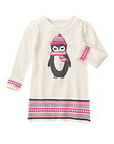 Penguin Sweater Dress
