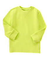 Neon Thermal Tee