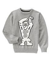 Yeti Sweater