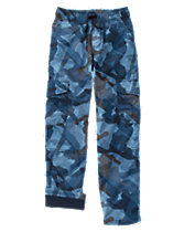 Snowboarder Camo Pants