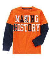 Making History Tee