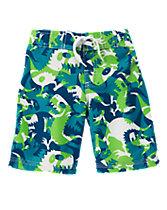 Dino Board Shorts