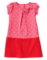 Heart Bow Dress