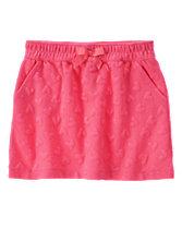 Textured Heart Skirt