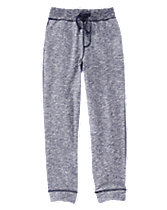 Slub Drawstring Sweatpants