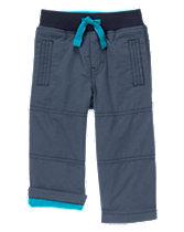 Fleece-Lined Active Pants