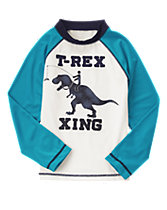 T-Rex Rash Guard