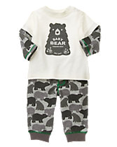 Baby Bear 2-Piece Set