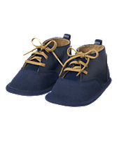 Chukka Crib Shoe