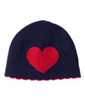 Scalloped Trim Beanie