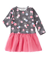Sparkle Dot Tutu Dress