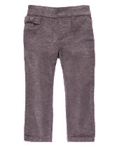 Sparkle Corduroy Pants