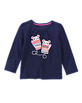 Mouse Mittens Tee