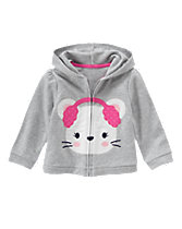 Bundled Mouse Hoodie
