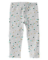 Multi-Dot Leggings