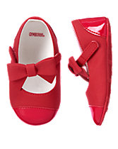 Bow Crib Shoes