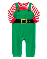 Elf Suit One-Piece