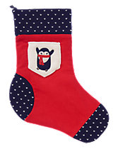 Penguin Pocket Holiday Stocking
