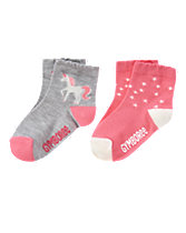 Unicorn & Stars Socks 2-Pack