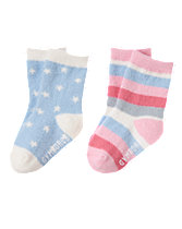 Stars & Striped Socks 2-Pack
